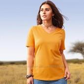стильные футболки с V образным вырезом от Чибо.  XXL