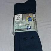 Мужские  термо-носки от немецкого бренда Livergy (новые, в упаковке) Размер: 43-46, 2 пары