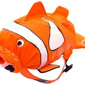 Рюкзак детский Рыбка Chuckles Trunki Trua0112