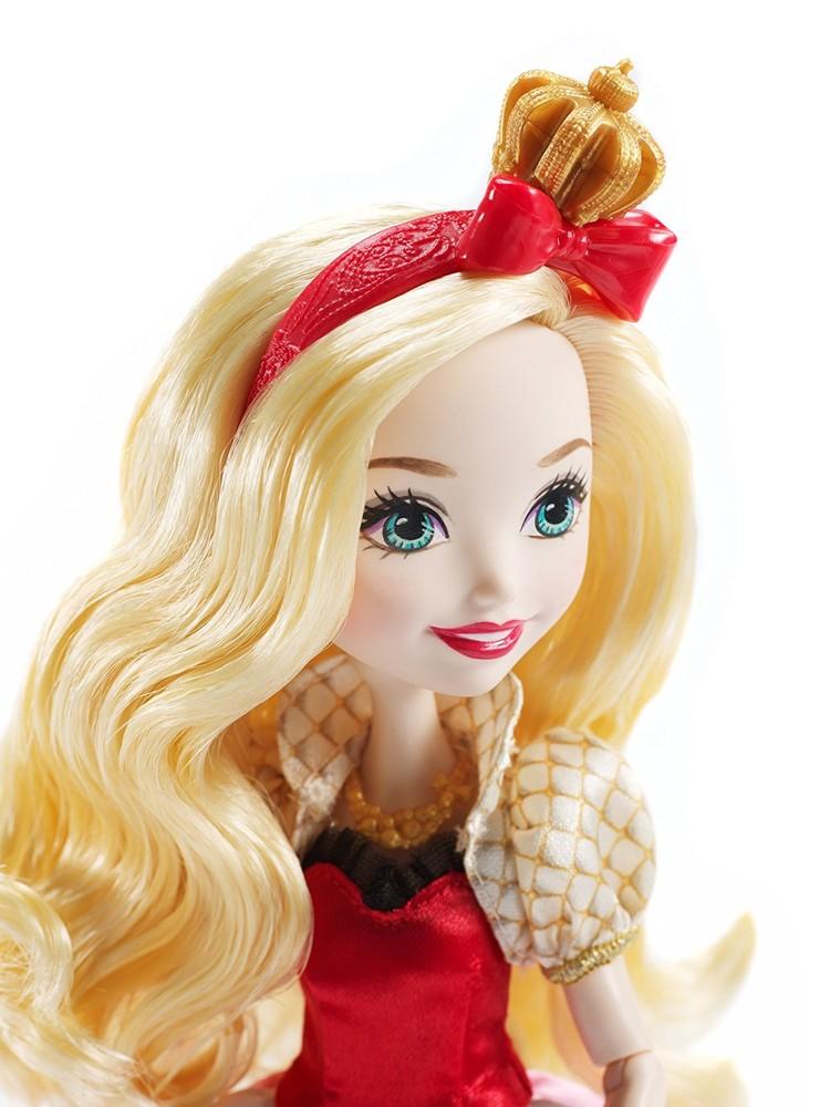 Кукла эпл вайт apple white doll примята упаковка фото №1