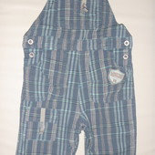 комбинезон-шорты ромпер на 1-2 года