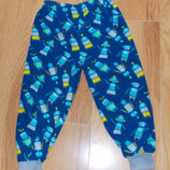 Флисовые брюки Rebel для мальчика 3-4 года, 98-104 см