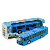Автобус инерционный, свет,звук.