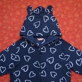 Женский флисовый человечек-пижама размер М, б/у. Общее состояние хорошее, флис мягкий, но на манжета