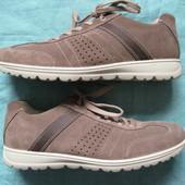 Gosoft (42, 27 см) замшевые кроссовки мужские