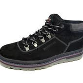 Зимние ботинки Checo WaterProof С8 Black
