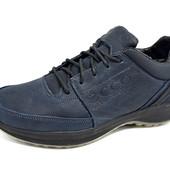 Зимние кроссовки Ecco Natur Motion Biom Blue