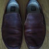 Туфлі шкіряні розмір 9/43 Base London