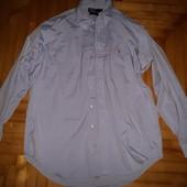 Рубашка классическая от ralph lauren!  Воротник-42