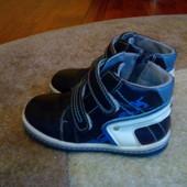 Демисизонные ботиночки -27 размера