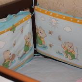 Защита и постелька малышу
