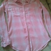 Hollister рубашка мужского типа