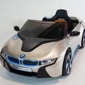 Детский электромобиль je 168 rs-1 BMW i8 Автопокраска