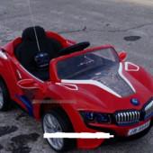 Детский электромобиль BMW spyder m 2510 (MP4) er-3, встроенный планшет