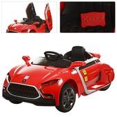 Детский электромобиль Maserati M 2767 ebr-3, красный