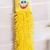Детское полотенце игрушка Спанч Боб.
