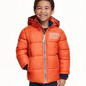 Куртка зимняя H&M Америка размеры вналичии