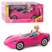 Кукла Defa в машине 8228 дефа