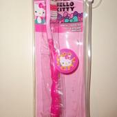 Наборы: детские зубные щетки, чехол, сумочка. Дорожный формат. Америка.