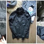 Стильная мужская куртка-ветровка,р-р М
