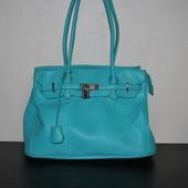 Модная мятная сумка