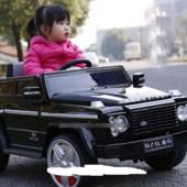 Детский электромобиль Рендж РоверM 3174 ebr-2, черный