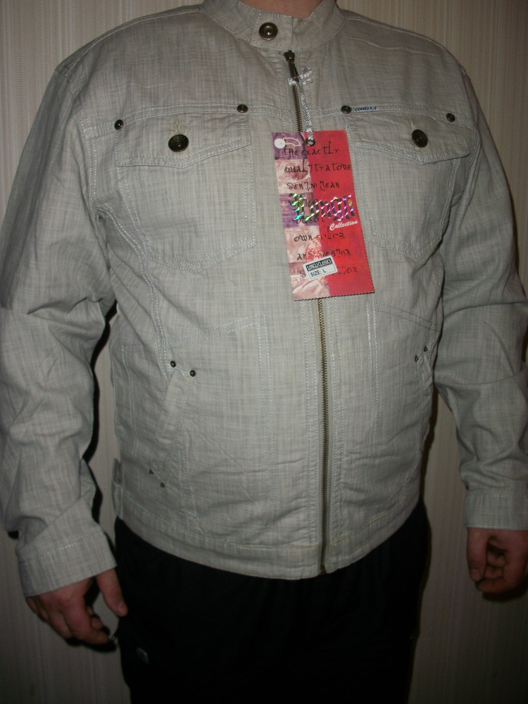 куртки мужские  6 видов р.46,48,50,52,54,56 фото №1