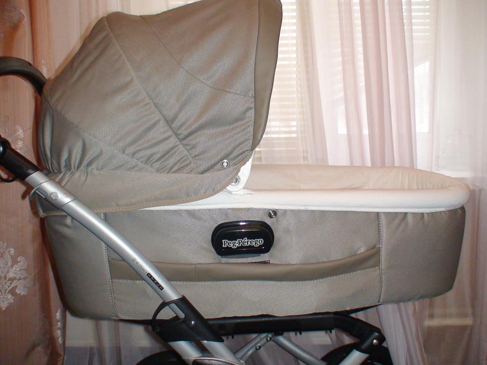 Продам коляску итальянской фирмы Peg-perego Culla фото №1