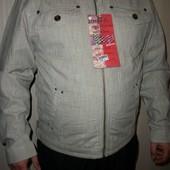 Доставка укрпочтой бесплатно!куртки мужские  6 видов р.46,48,50,52,54,56