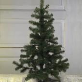 Новорічна ялинка елочка ель - вис.140см зелений