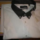 белоснежная рубашка от top secret