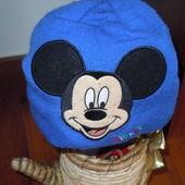 теплая шапка с Мики Маусом Disney 18-24 м.