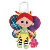 """Развивающая игрушка-подвеска, кукла """"Фея Керри"""", Lamaze"""