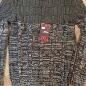 Новинка!Мужской теплый свитер Турция