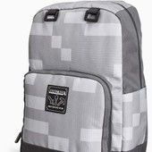 Серый рюкзак Minecraft  720 грн