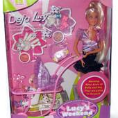Кукла DEFA с коляской и аксессуарами
