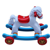 Лошадка Каталка-КачалкаДлина: 70 смШирина: 27 Высота: 54