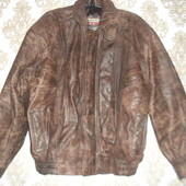 Мужская кожаная курточка Кожанка кожа натуральная