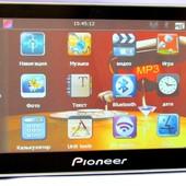 Навигатор Pioneer 5 дюймов
