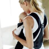 Фирменный рюкзак кенгуру Babybjorn Active