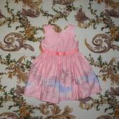 Очень красивое нарядное платье Jasper Conran