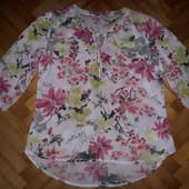 Блуза в цветочный принт от orsay! p.-38