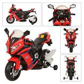 Детский мотоцикл BMW HA528 (s1000) ,(m2769)лицензионный, красный