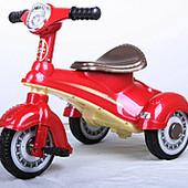 Детский электромобиль T-711 Red мотороллер