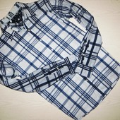 рубашка Tommy Hilfinger L 100% котон