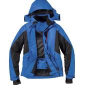 Зимняя мужская лыжная термо куртка на тинсулейте Crivit Thinsulate.