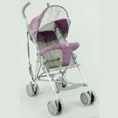 Коляска трость JOY 108 S Фиолетовая