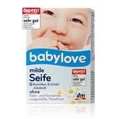 мыло детское babylove(Германия)100g