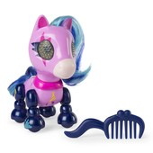 Zoomer Zupps Pretty Ponies, - Electra, series 1 interactive pony with lights, sounds