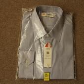 Рубашка M&S новая по вороту 42